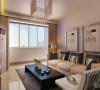 109平幸福时代装修三居室简约风格10
