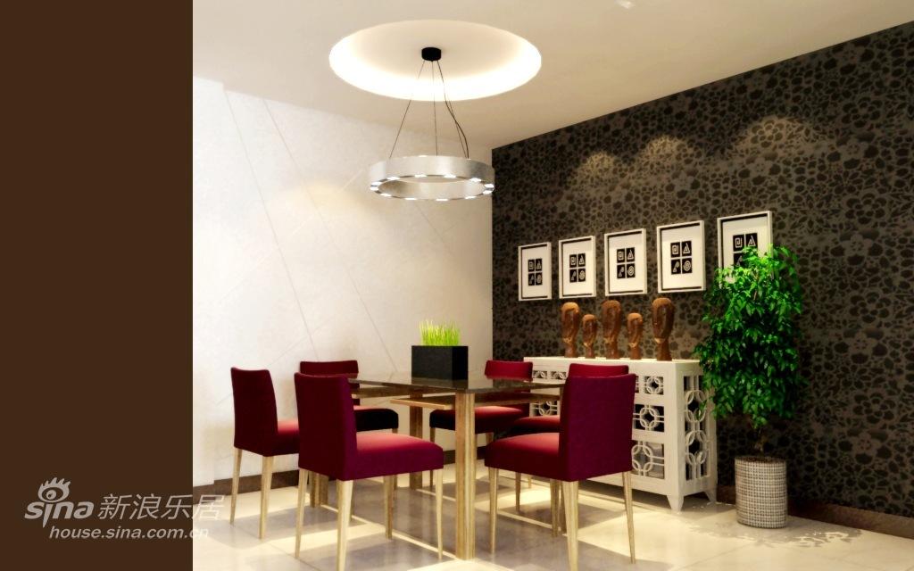 简约 三居 餐厅图片来自用户2745807237在简约风情也很奢华81的分享
