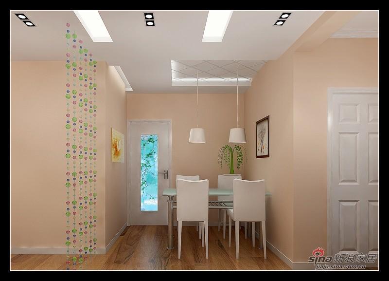 简约 三居 餐厅图片来自用户2737782783在阳光简约19的分享