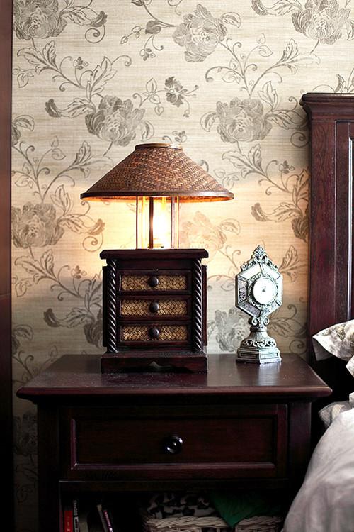 混搭 三居 卧室图片来自用户1907655435在8.8万混搭120平现代三居室49的分享