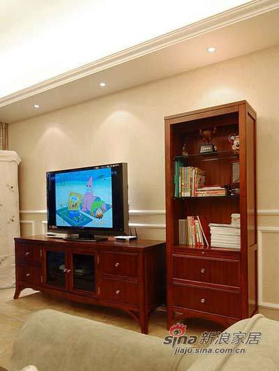 简约 三居 客厅图片来自用户2739378857在110平米幸福小乡村·三口小家省钱推荐!88的分享