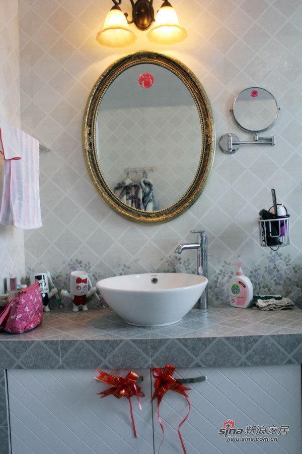 其他 其他 卫生间图片来自用户2557963305在86平两室一厅 田园混搭温馨婚房98的分享