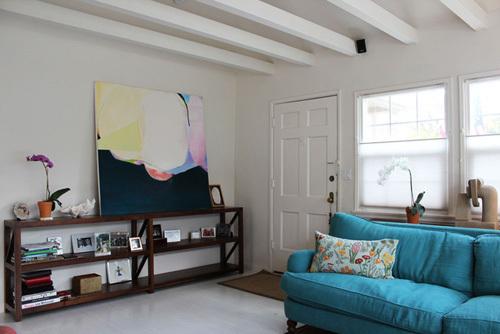 地中海 二居 客厅图片来自用户2757320995在老外90平美式时尚两居室62的分享