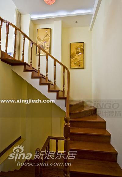 其他 别墅 楼梯图片来自用户2557963305在汤臣湖庭81的分享