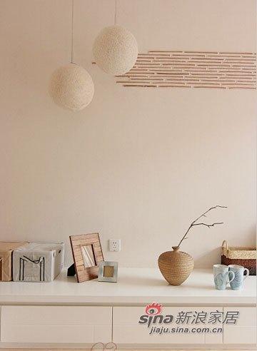 简约 二居 客厅图片来自用户2738829145在100平日式清爽屋 透着朦胧感26的分享