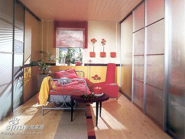 简约 二居 卧室图片来自用户2737950087在家装精品秀80的分享