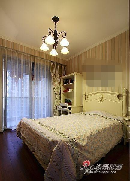 静谧的卧室