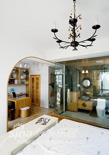 地中海 别墅 卧室图片来自用户2756243717在欧式古典风格-马可波罗26的分享