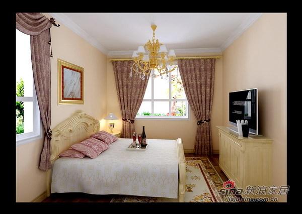 欧式 四居 卧室图片来自用户2772873991在怡美家园29的分享