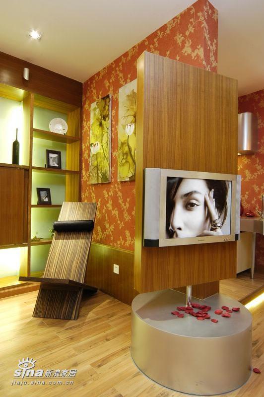 简约 一居 客厅图片来自用户2557010253在完美演绎样板间64的分享