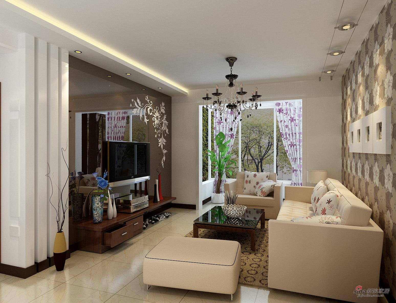 简约 三居 客厅图片来自用户2737786973在我的专辑515685的分享