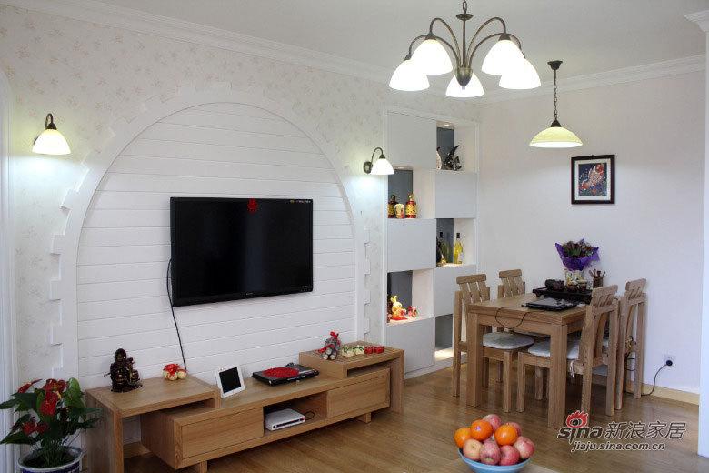 其他 其他 客厅图片来自用户2557963305在86平两室一厅 田园混搭温馨婚房98的分享
