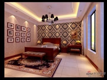 孔雀城别墅160简欧风格设计方案32