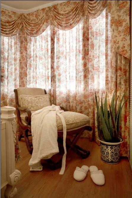 田园 二居 卧室图片来自用户2737946093在90平米田园2居室实景图装修仅需6万85的分享