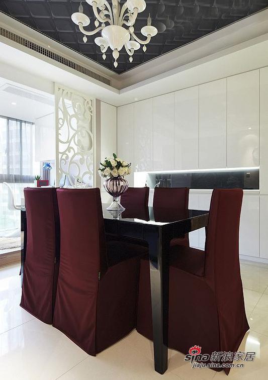 简约 二居 餐厅图片来自用户2739378857在6万实景秀108平时尚简约系乐活家13的分享
