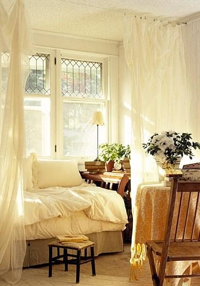 让我们想睡觉的地方