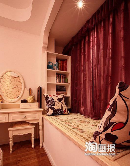 飘窗 卧室 现代 田园图片来自用户2557013183在喜欢的装修的分享