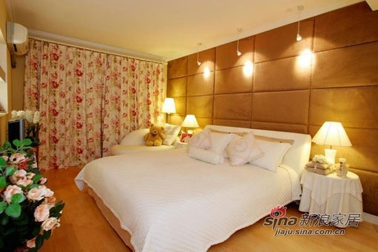 地中海 三居 卧室图片来自用户2757320995在【多图】地中海风格案例赏析 魅力美家43的分享