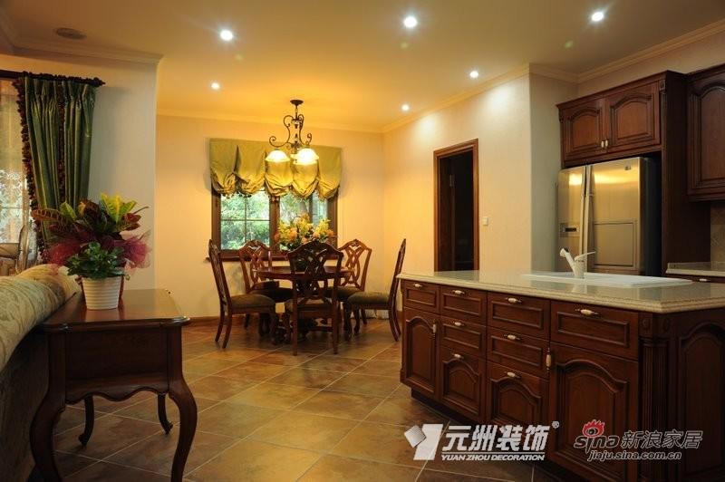 美式 别墅 客厅图片来自用户1907685403在【多图】美式风格别墅设计37的分享