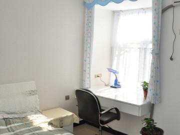 淡雅生活~~125平米三居室现代简约居室16
