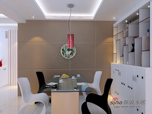 简约 二居 餐厅图片来自用户2737735823在亮丽明快的现代两居80的分享