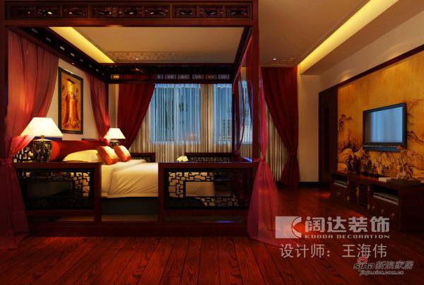 孔雀城-卧室