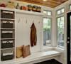 创意家居:舒心的设计,入门的鞋帽间!