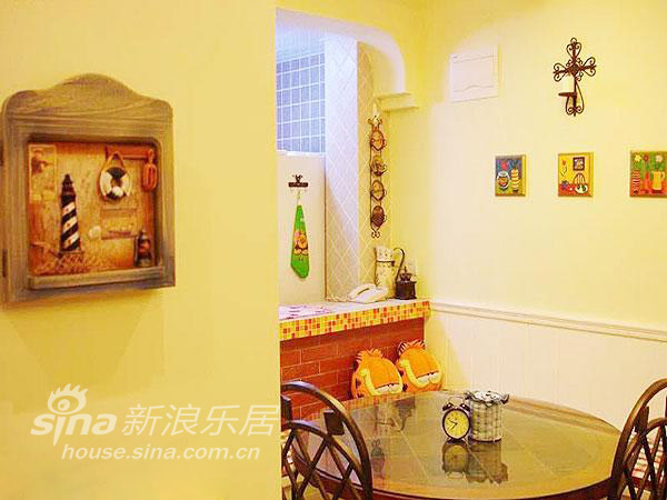 田园  客厅图片来自用户2737791853在小户型里的田园风89的分享