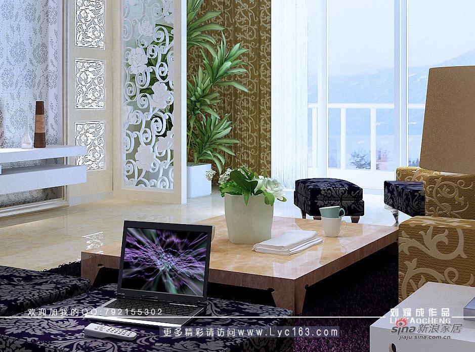 简约 四居 客厅图片来自用户2558728947在<<遐想>>-----又见低调奢华49的分享