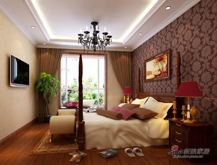 欧式 四居 卧室图片来自用户2772856065在我的专辑578628的分享