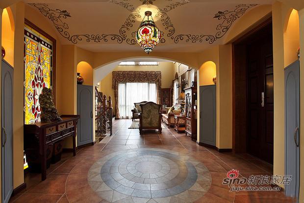 其他 别墅 衣帽间图片来自用户2771736967在分享320平西班牙风格别墅装扮37的分享