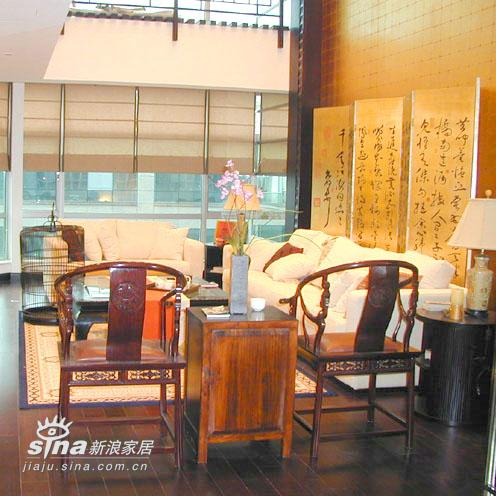 中式 别墅 客厅图片来自用户2740483635在杭州西湖时代样板房95的分享