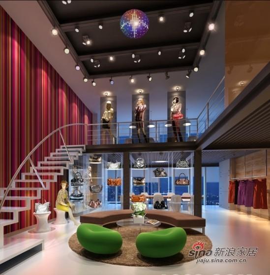 简约 其他 客厅图片来自用户2737735823在潮流万象的简约时尚复式37的分享