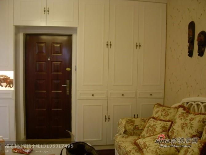 欧式 二居 客厅图片来自用户2746869241在中江佳境天成-田园欧式风格11的分享
