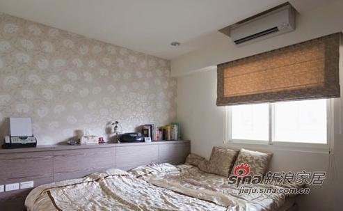 简约 二居 卧室图片来自用户2557010253在休闲度假风 温馨明亮的92平小三房32的分享