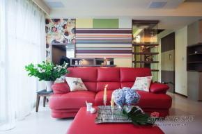 地中海 三居 客厅 白富美图片来自用户2756243717在【海棠湾】现代时尚风格99的分享