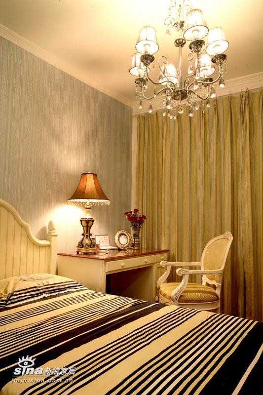 欧式 四居 卧室图片来自用户2757317061在雅致主义76的分享