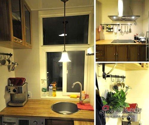 简约 三居 厨房图片来自用户2738829145在11万打造70平韩式田园小屋55的分享