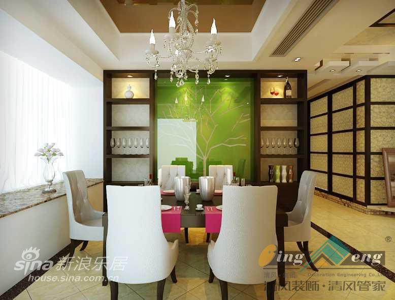 其他 别墅 客厅图片来自用户2737948467在苏州清风装饰设计师案例赏析135的分享