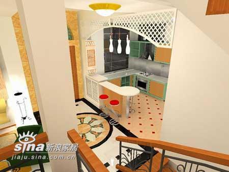 其他 复式 厨房图片来自用户2558757937在饱眼福品味细微末节 轻松打造豪华复式家装18的分享