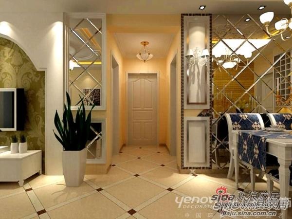 欧式 二居 客厅图片来自用户2746889121在时尚简欧94的分享