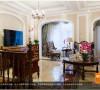 客厅——业之峰全国室内环保设计精英赛