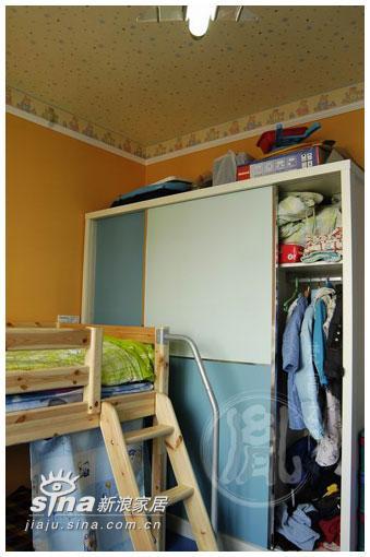 简约 四居 儿童房图片来自用户2738813661在惊艳蓝色三23的分享