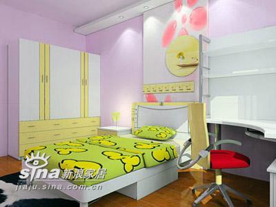 简约 二居 卧室图片来自用户2745807237在七彩卧室31的分享