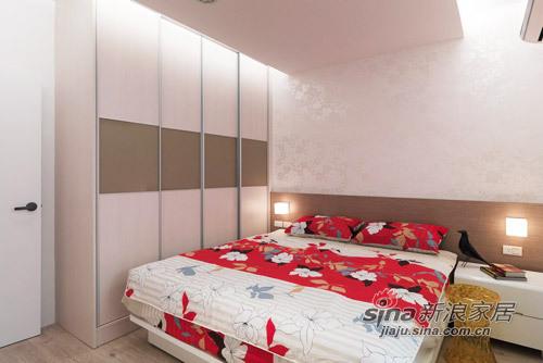 其他 其他 卧室图片来自用户2771736967在86平白色清晰大方简约二居室14的分享