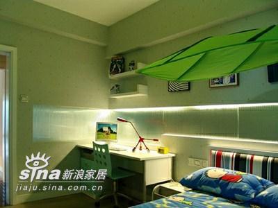 简约 其他 儿童房图片来自用户2745807237在御景华城示范单位-SOHO现代75的分享