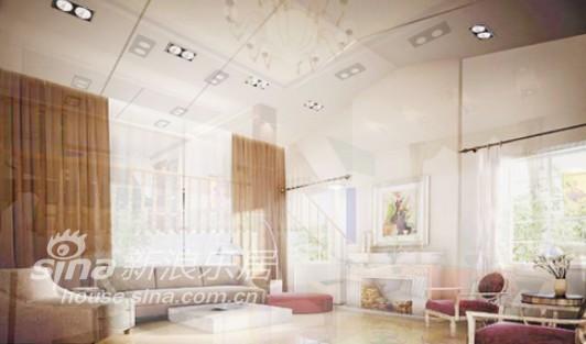 简约 别墅 客厅图片来自用户2558728947在铭品装饰设计——复式28的分享