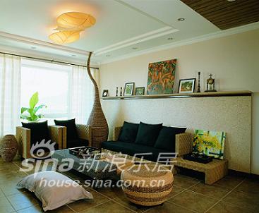 """其他 三居 客厅图片来自用户2737948467在旖旎迷情,""""藤""""爱有家83的分享"""