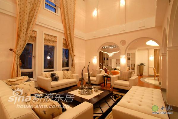 欧式 别墅 客厅图片来自用户2557013183在黄昏的诗人33的分享