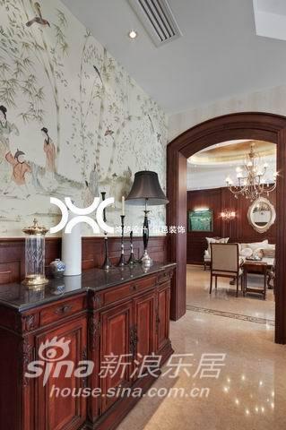 简约 复式 客厅图片来自用户2737735823在铭品装饰设计——简约62的分享